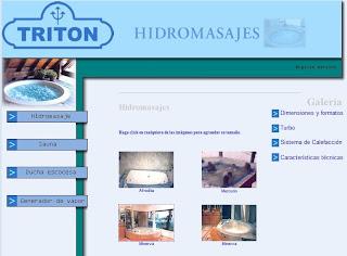 Hidromasajes Triton