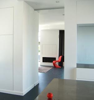 Interior de la casa