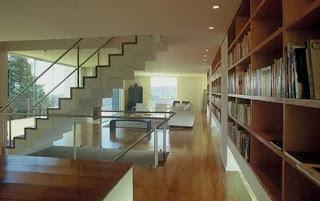 Interior escalera