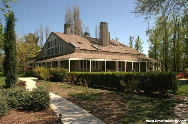 Gran casa tipo rancho en California