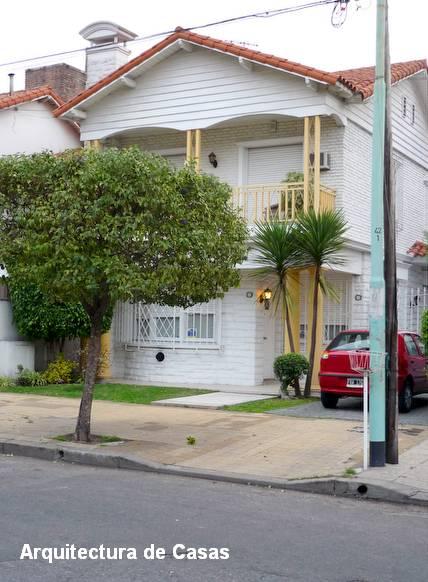 Casa diseño chalet moderno - Arquitectura residencial en Bs. As.
