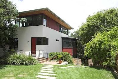 Foto de una casa moderna
