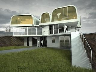 Casa vanguardista
