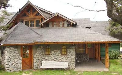 Cabaña de 2 plantas bungalow