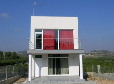 Arquitectura de casas casa moderna peque a tipo loft en for Arquitectura moderna casas pequenas