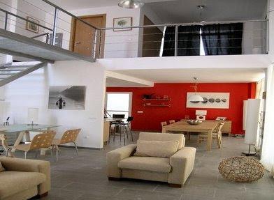 Arquitectura de casas casa moderna peque a tipo loft en for Casas loft diseno