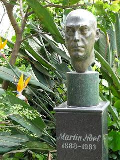 Busto del arquitecto Martín Noel