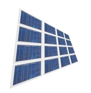 Solar panels - Photo from www.sxc.hu