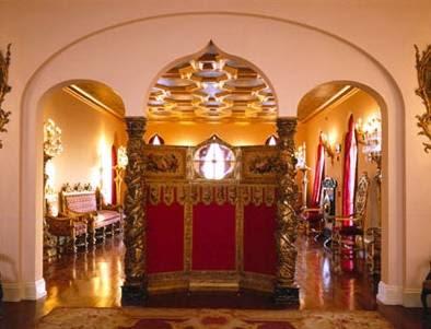 Detalle decorativo interior