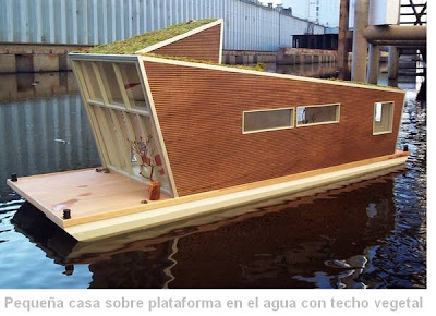 Loft flotante