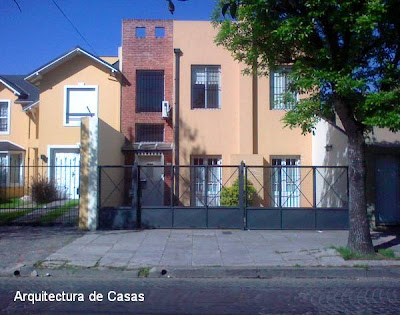 Casa contemporánea