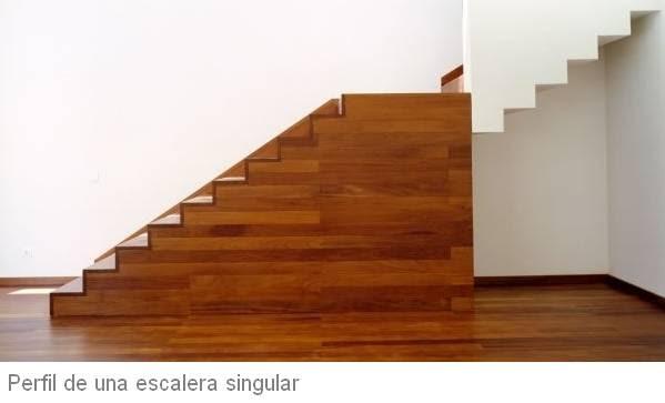 Arquitectura de casas escalera interior de dise o contempor neo - Diseno de escaleras de interior ...