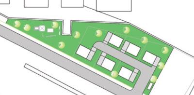 Plano del barrio