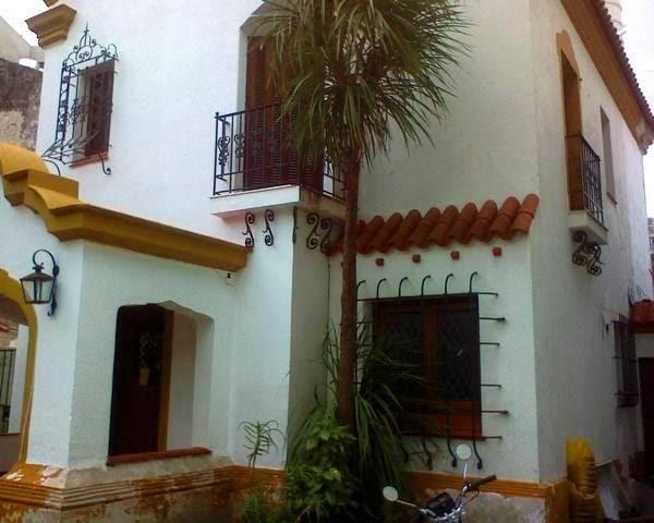 Arquitectura de casas restauraci n de una casa estilo for Restauracion de casas viejas