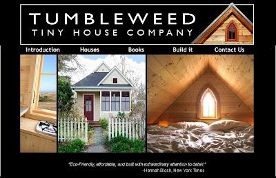 Imágenes de las pequeñas casas de madera Tiny house