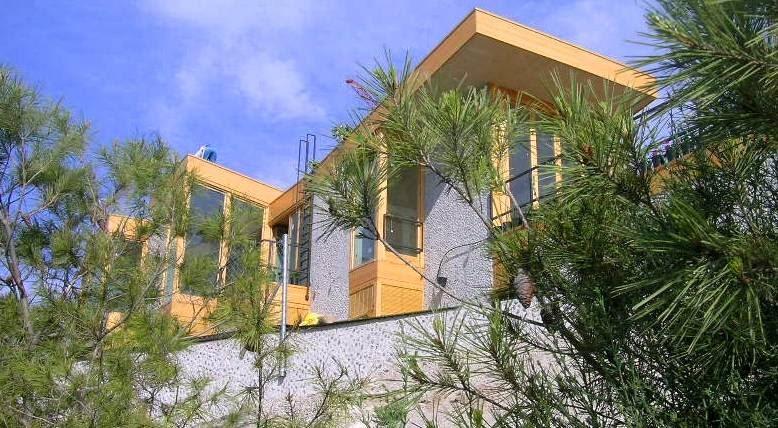 Contrucci n alternativa construcci n ecol gica accesible - Casas ecologicas en espana ...