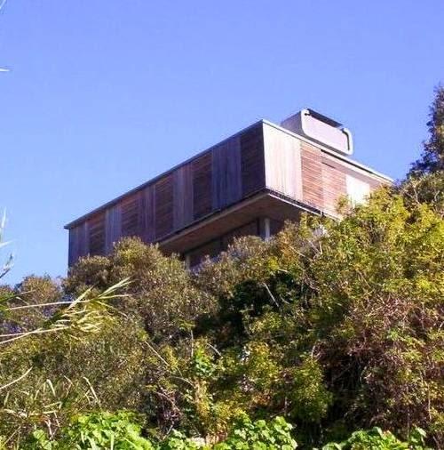 Arquitectura de casas casa en ciudad del cabo for Casa colonica vivente del sud