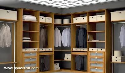 Interior de closet