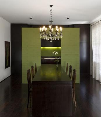Mueble comedor de diseño