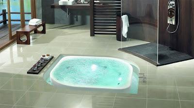 Baño hidromasaje