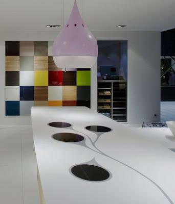 Diseño de cocina Vanguardia
