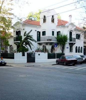 Casa de estilo Colonial español