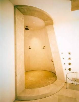 Ducha de baño