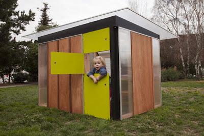 Casa de juegos para niños
