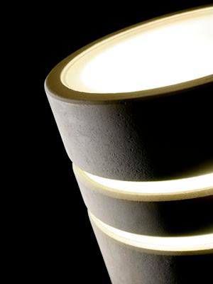 Detalle de lámpara
