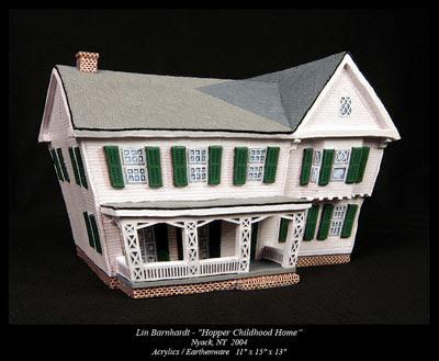 Casa de cerámica