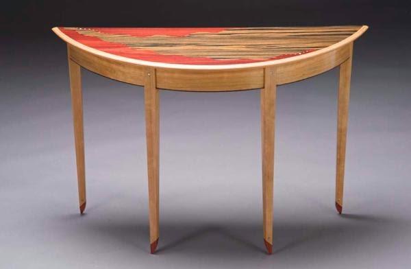Arquitectura de casas muebles artesanales de madera - Muebles artesanales de madera ...