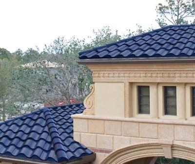 Tejados de tejas solares