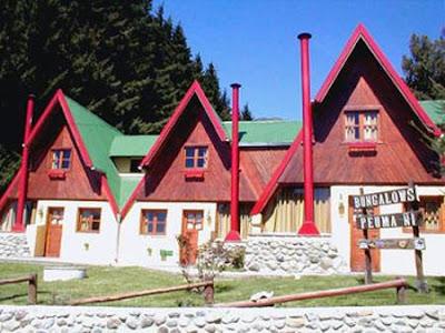 Bungalows en Bariloche