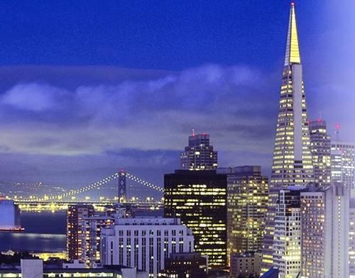 Pyramid Center - San Francisco