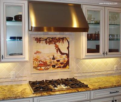 Cocina decorada