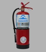 Extintor incendios hogareño