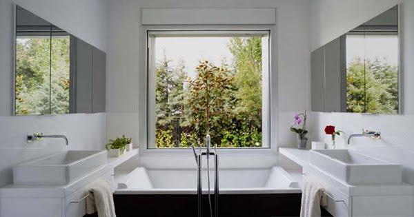 Arquitectura de casas casa moderna con galer a de arte en for Casa minimalista definicion
