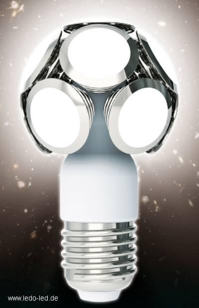 Bombilla LED ampolla