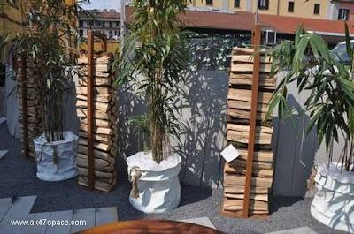 Casa patio muebles