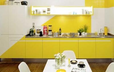 Pintura interiores cocina