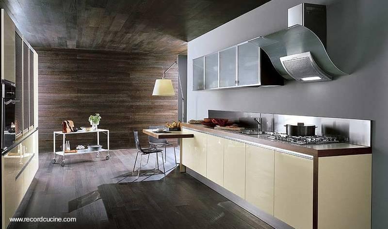 Arquitectura de Casas: Diseños de cocinas italianas.