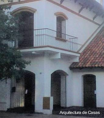 Detalle casa Colonial