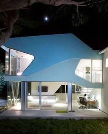 Casas futuristas taringa for Casas futuristas