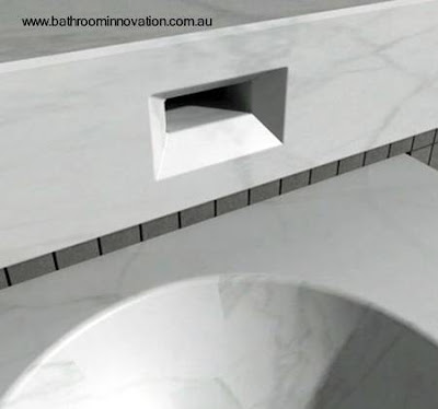 Grifo diseño baño