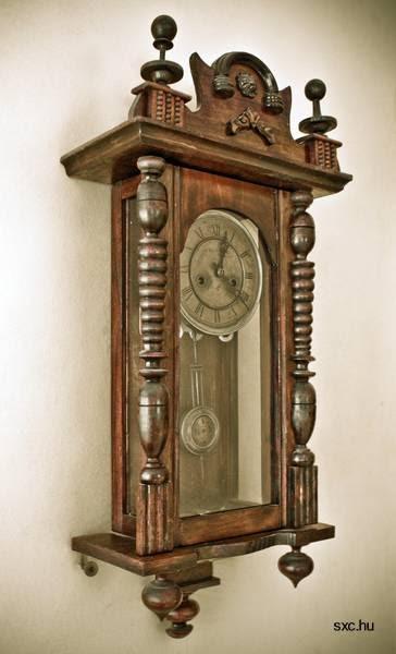 Arquitectura de casas relojes ant guos para sus interiores - Relojes para casa ...