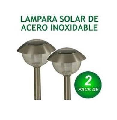 Arquitectura de casas l mparas solares para el jard n - Fuentes solares para jardin ...