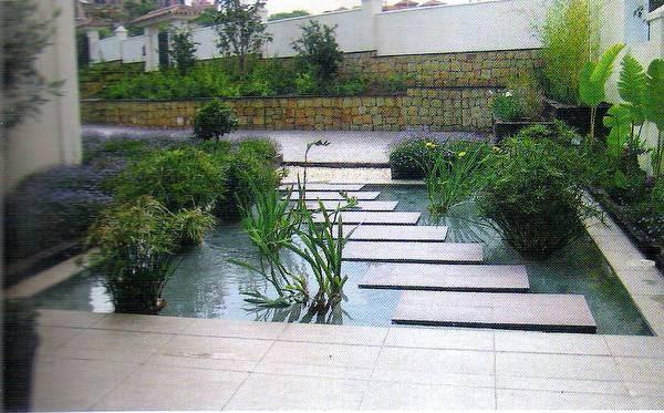 Arquitectura de casas parques y jardines espa a for Decoracion de parques y jardines