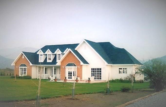 Casas prefabricadas madera casas canadienses chile - Casas de madera canadiense ...