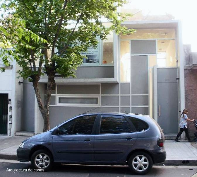 Arquitectura de casas casa d plex dise o original - Duplex de diseno ...