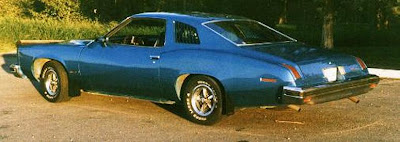 Pontiac Lemans Sport Coupe 1974 LeMans
